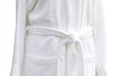 Towelling Robe art