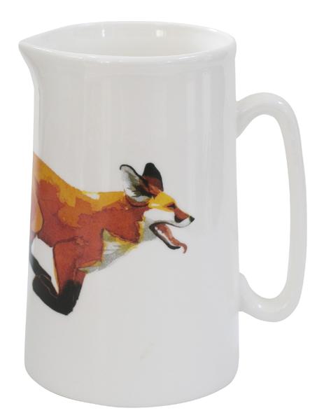 Jug, Fox image
