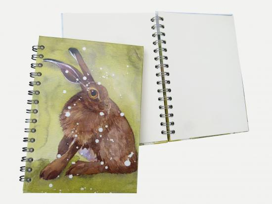 Journal, Hare image