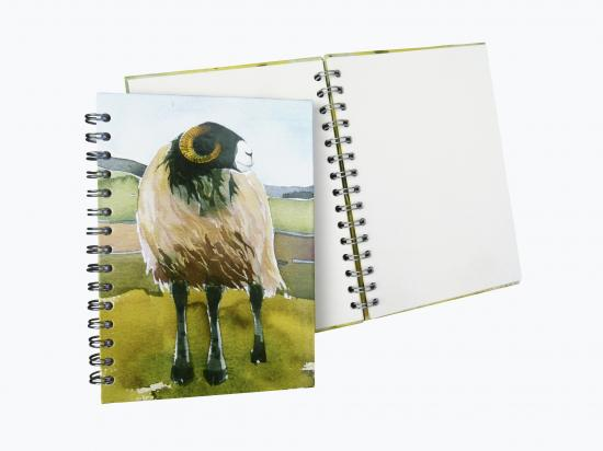 Journal, Sheep image