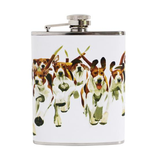 Hip Flask, HOUNDS. image