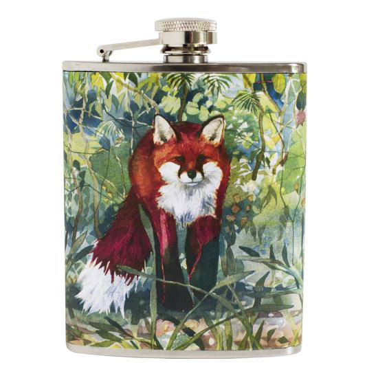 Hip Flask, FOX. image