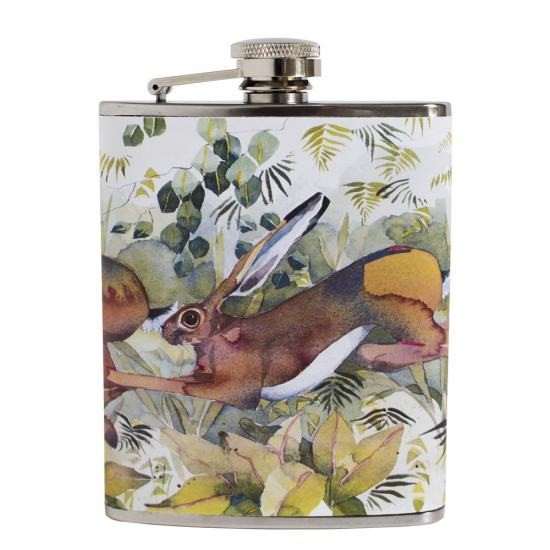 Hip Flask, HARES. image
