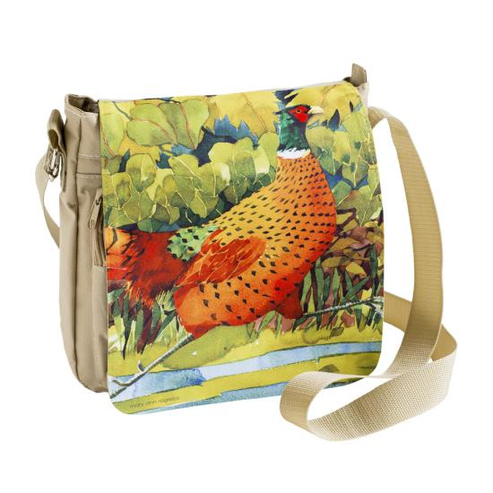 Messenger bag, PHEASANT. image