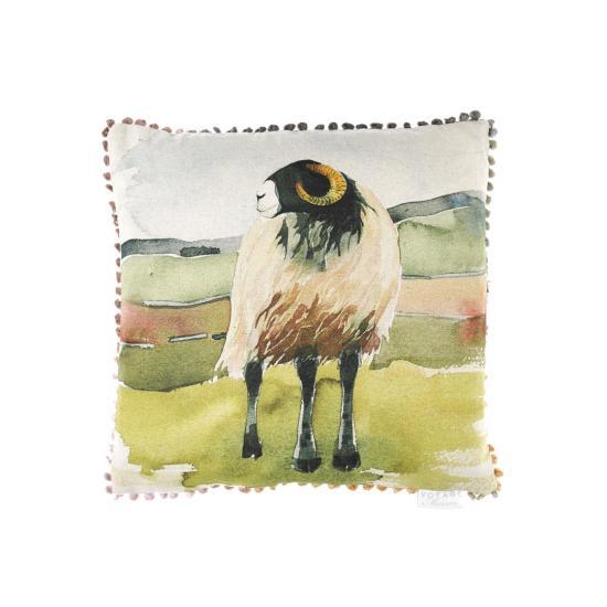 Cushion, Moorland Ram image