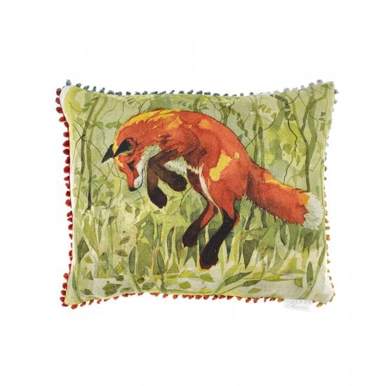 Cushion, Jumping Fox, image