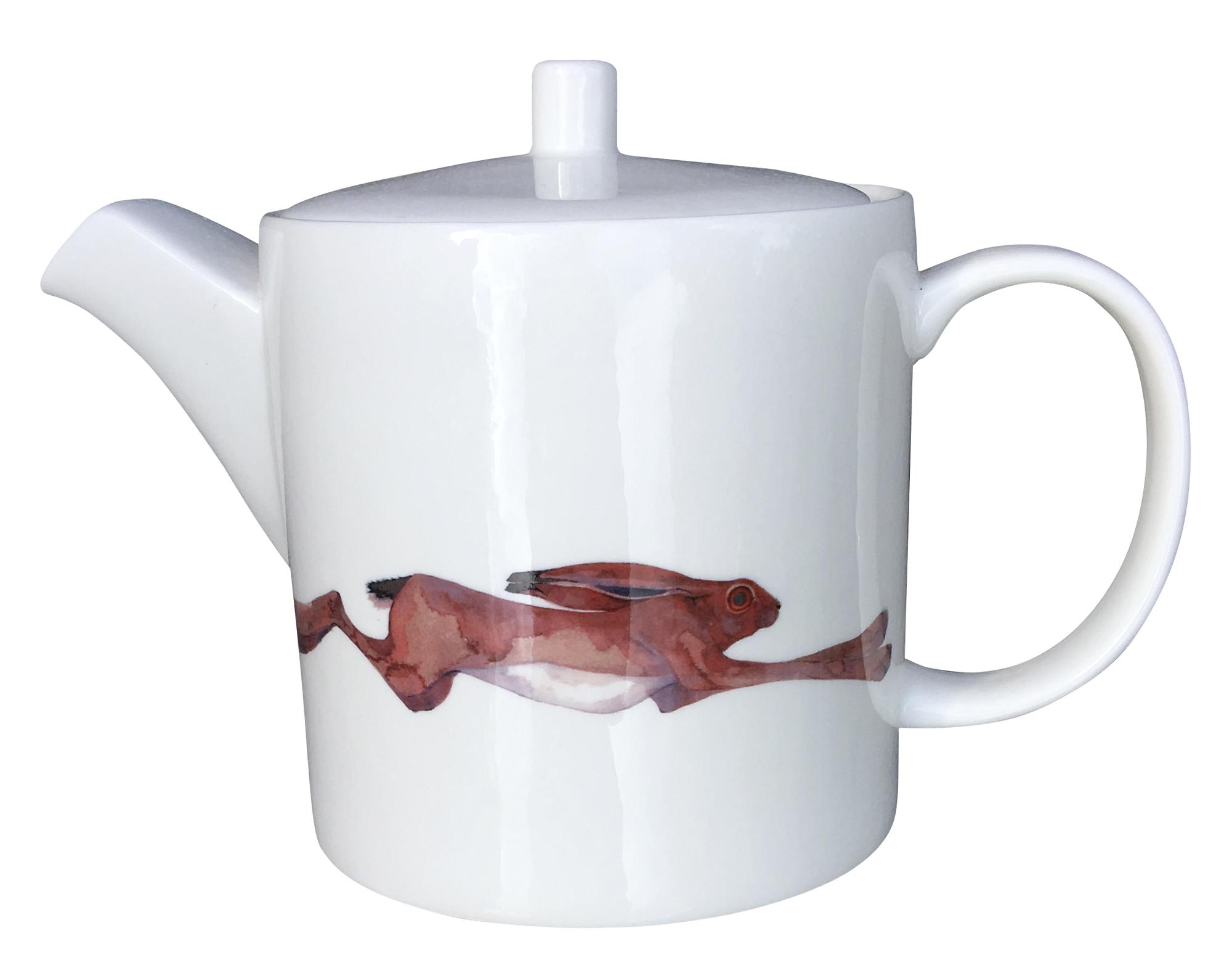 Teapot, Hare image