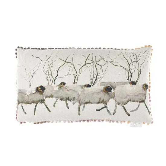 Cushion, Herding Sheep image