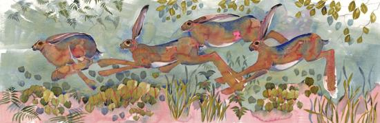 March Hares image