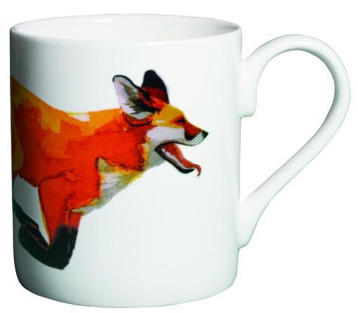 Mug, Fox image