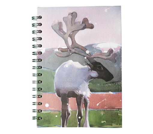 Journal, Reindeer image