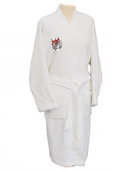 Towelling Robe image
