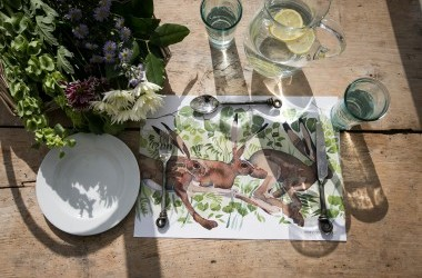 Placemats, Coasters & Napkin Wraps art