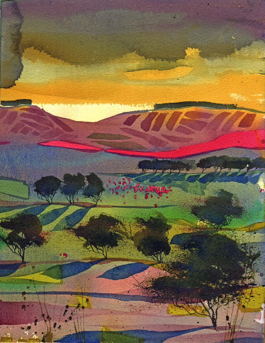 Landscape III SOLD image