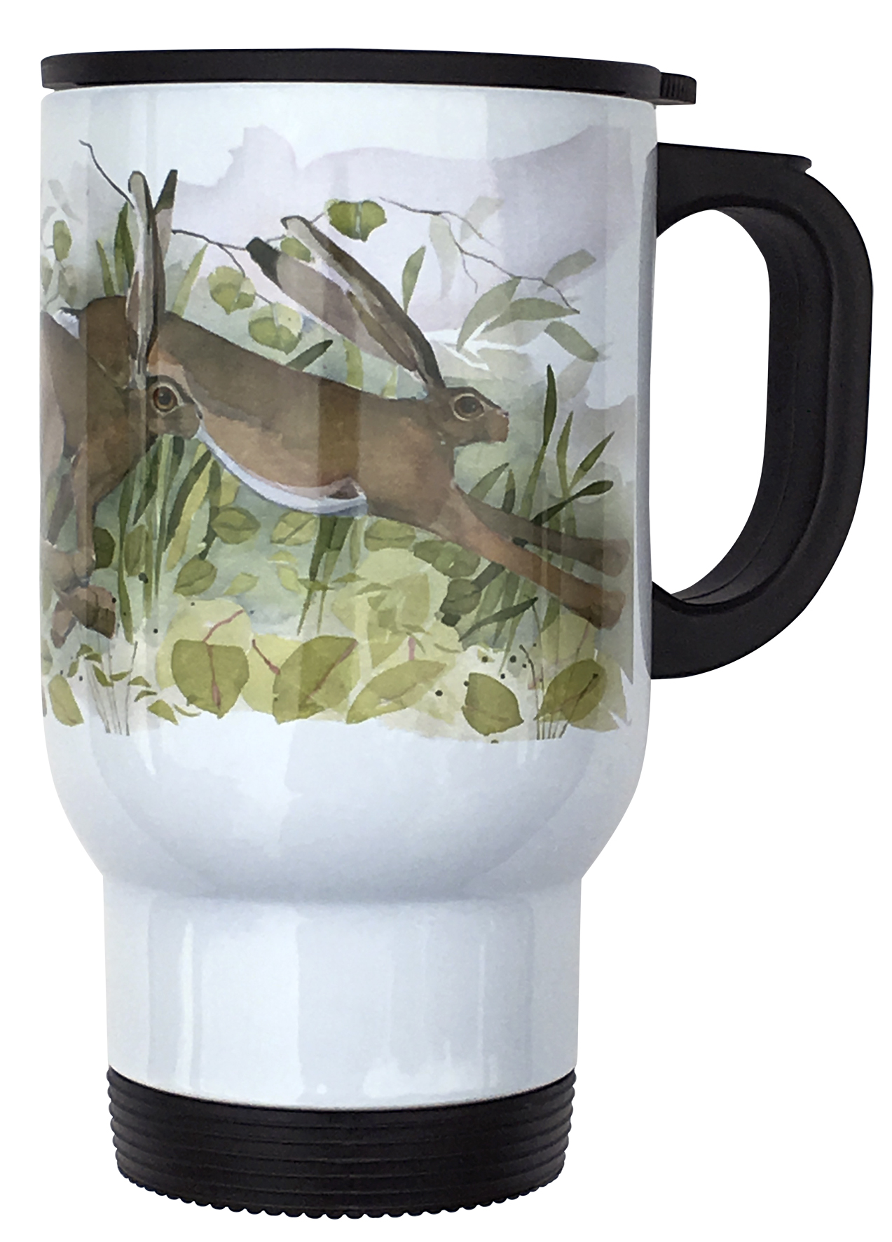 Travel Mug- Hares image
