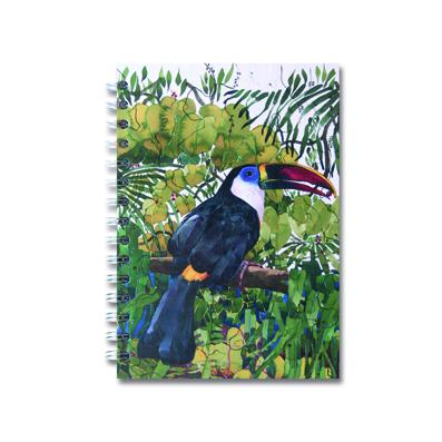 Journal, Toucan image