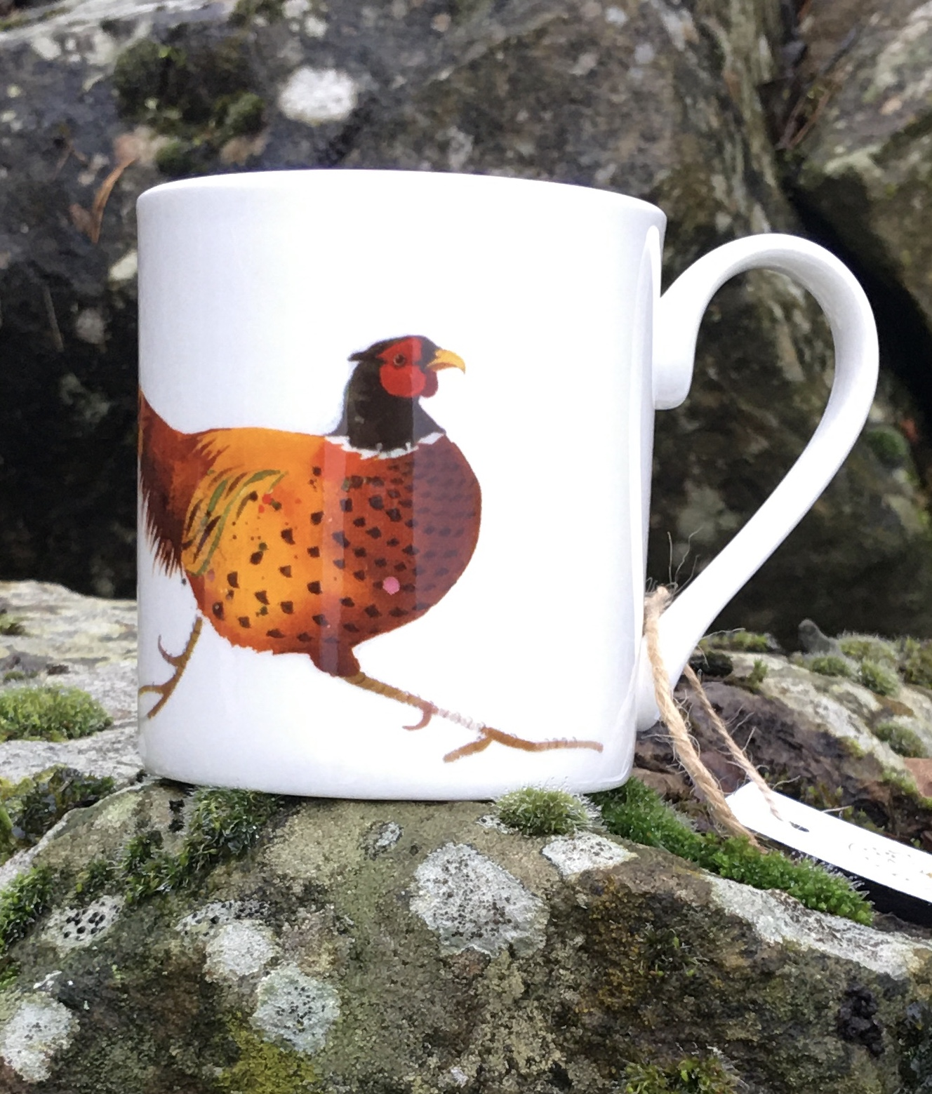 Mug, Pheasant New! image
