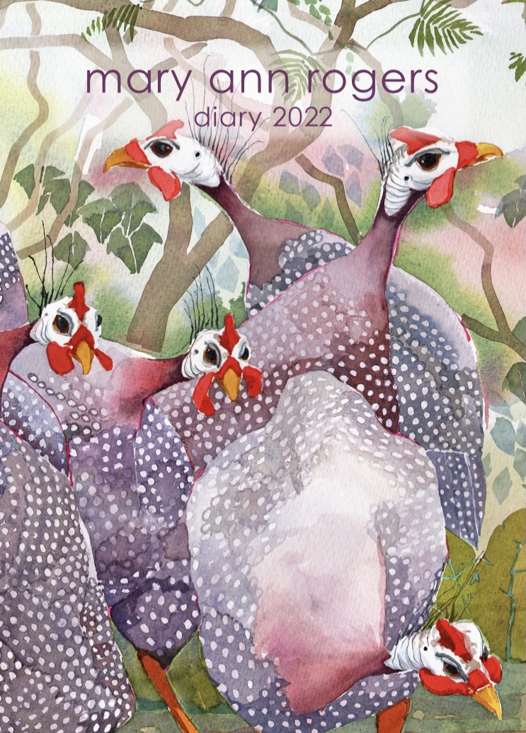 Diary 2022 The Artists Year NEW! image