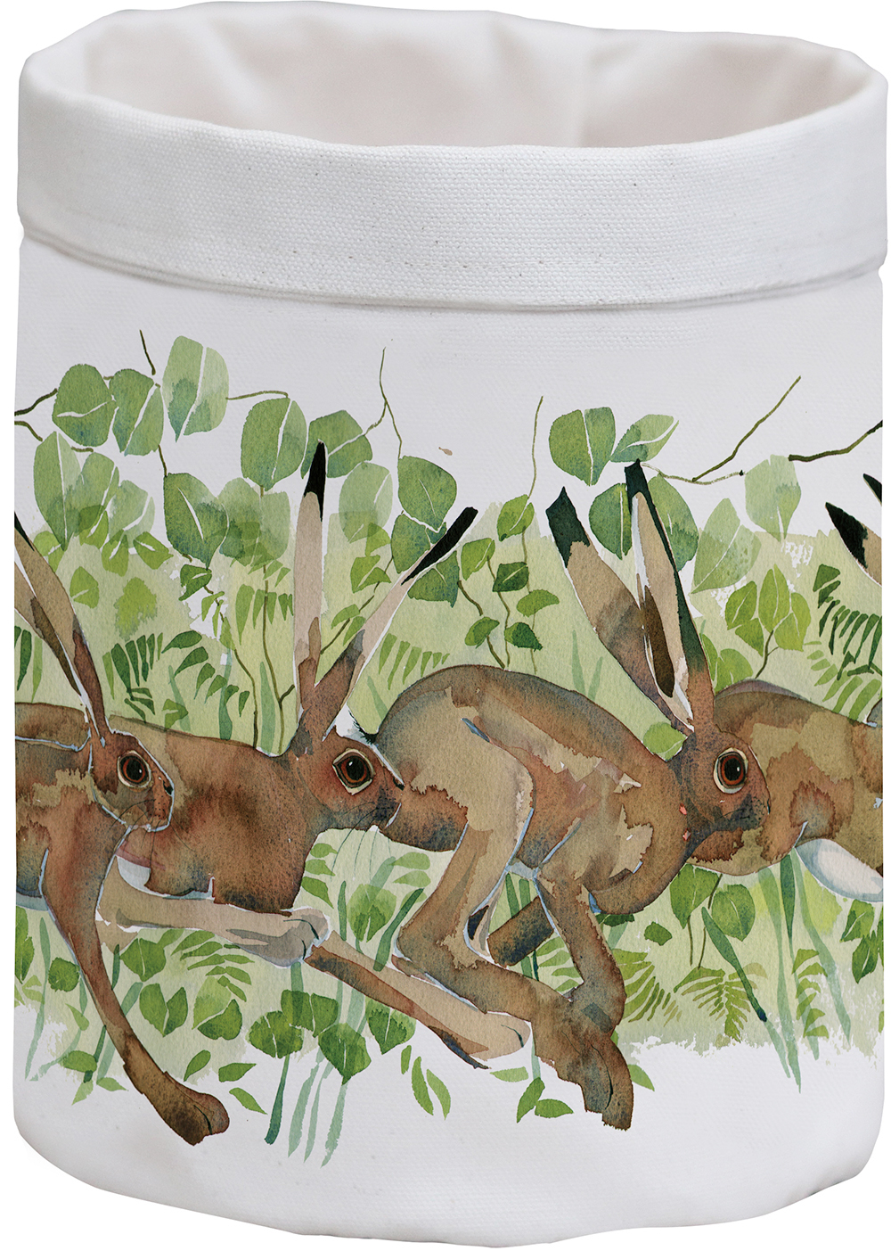 Pot Bag,  Racing Hares New! image