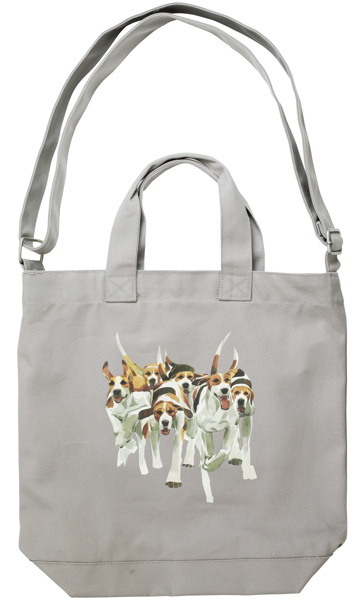 Canvas Day Bag - Hounds image