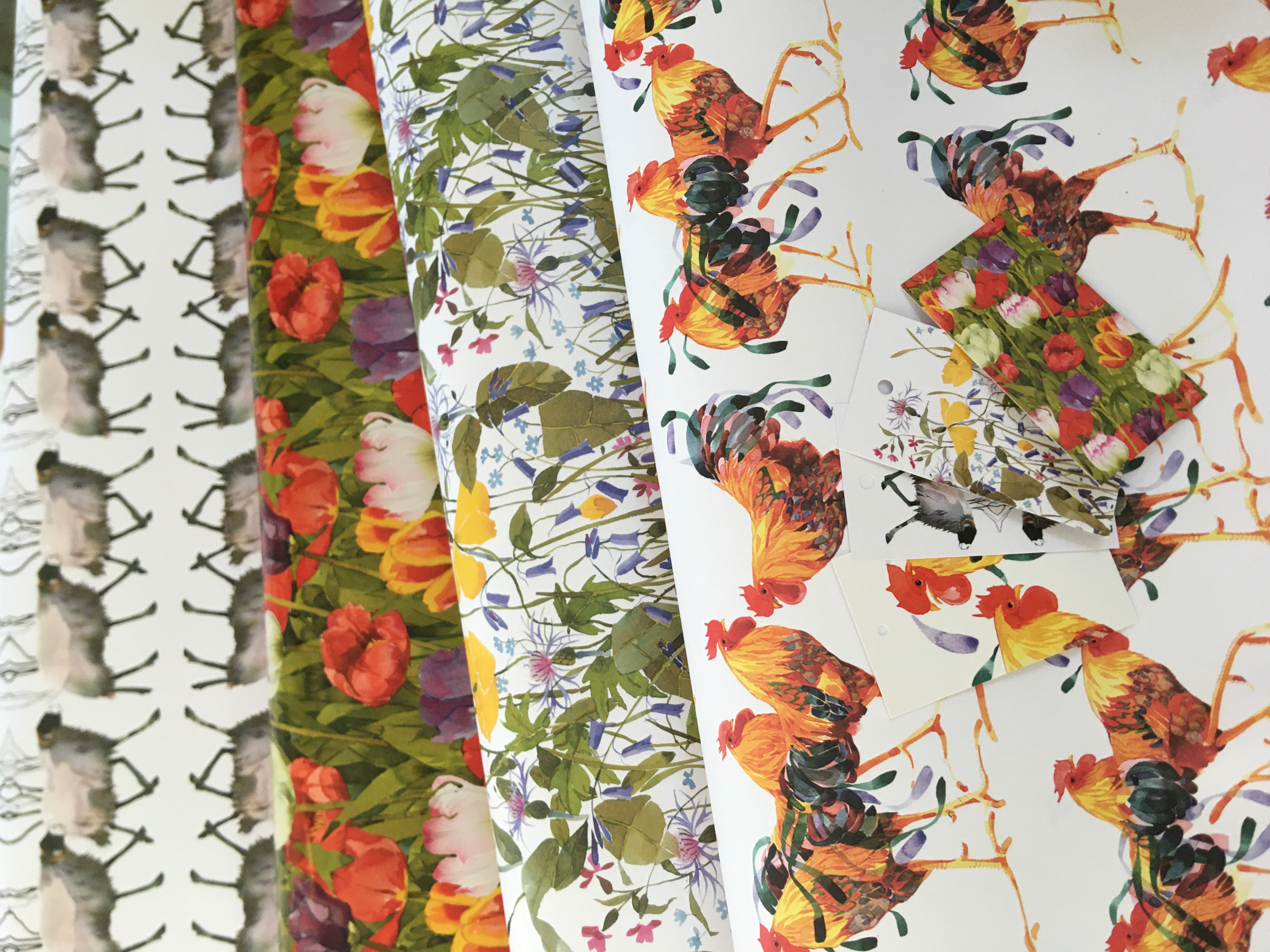 Gift Wrap, MIXED PACK image