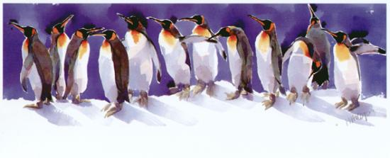 Penguin Parade image