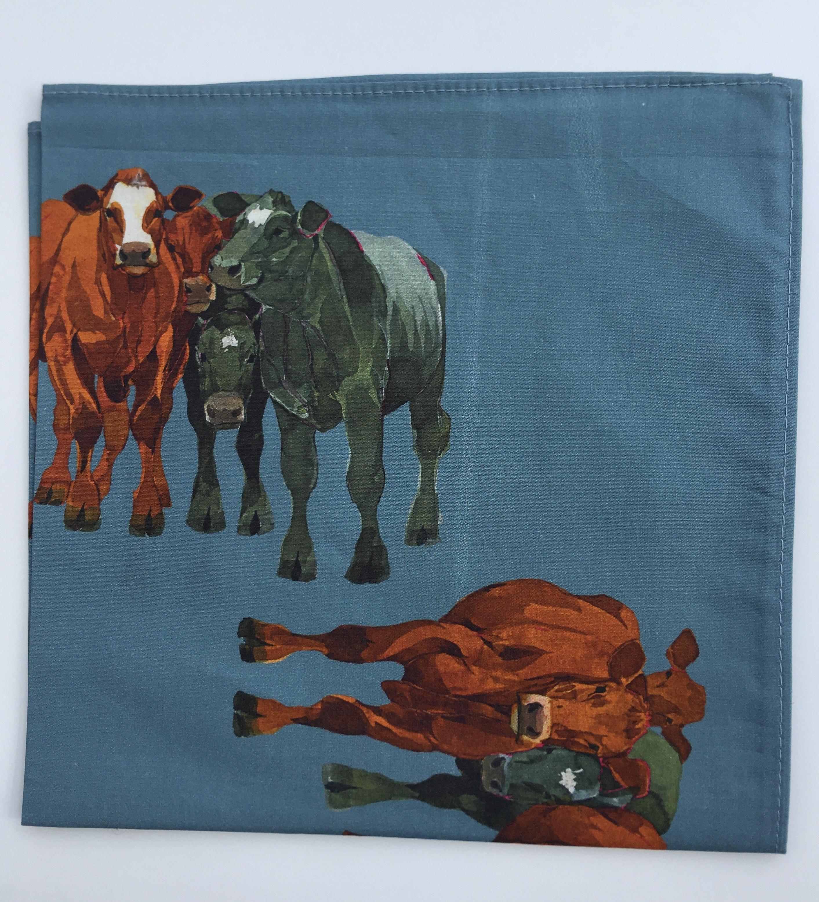 Handkerchief- Cattle image