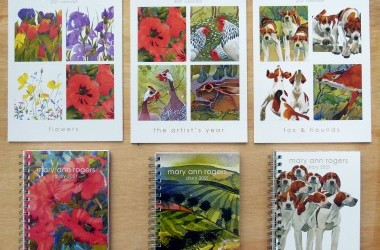 Calendars and Diaries art