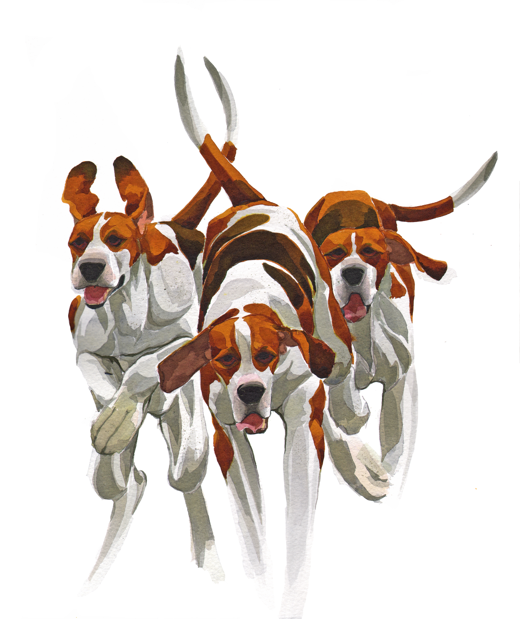 Hounds, All Ears SOLD image