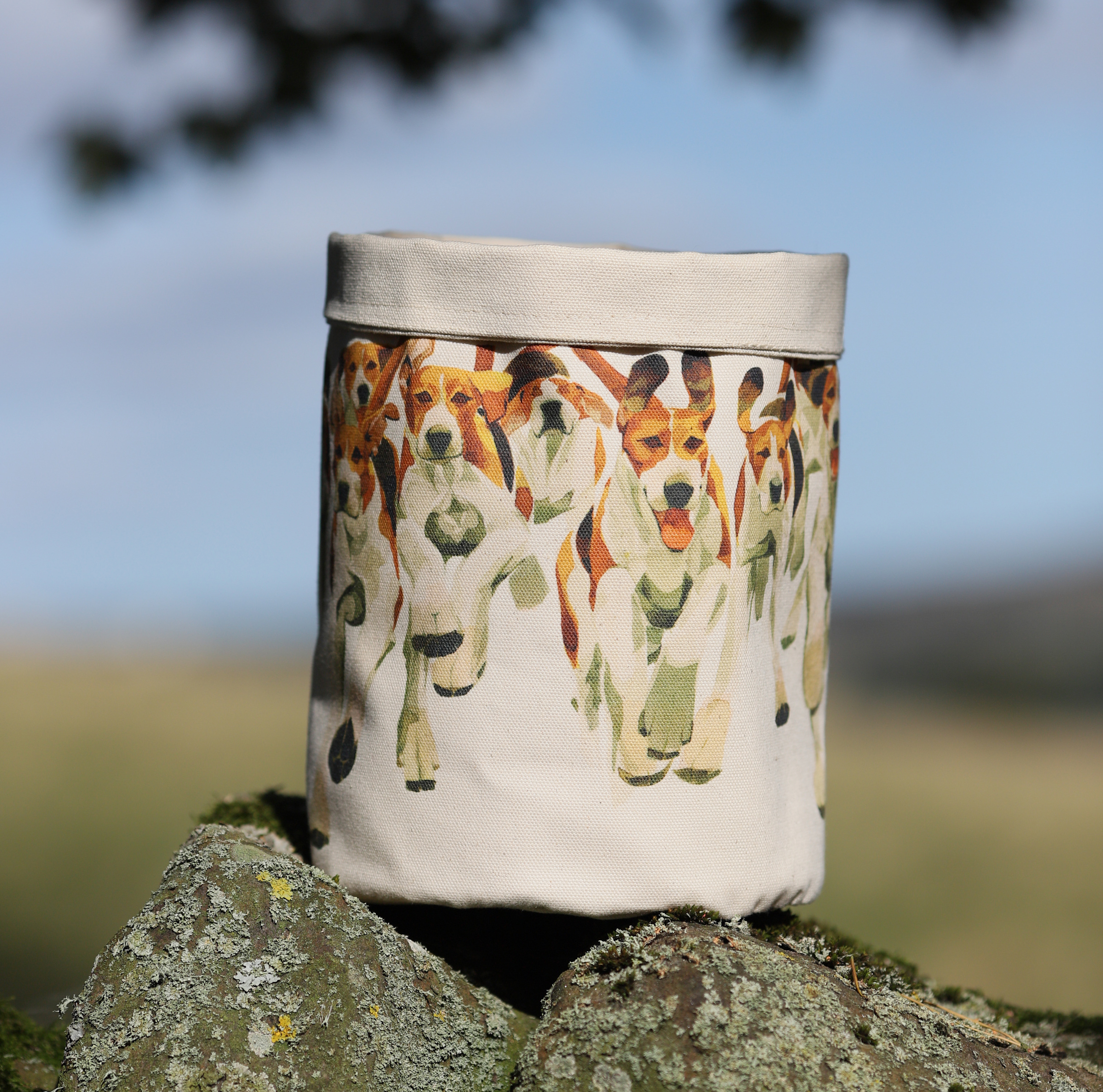 Pot Bag, Hounds image