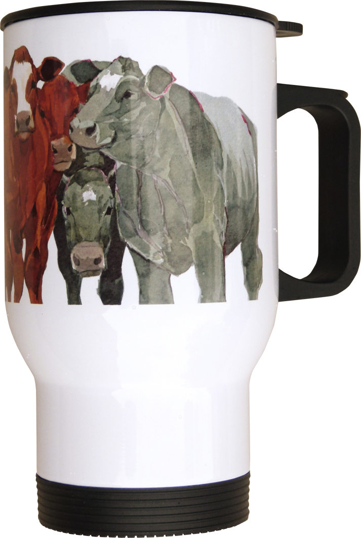 Travel Mug - Fat Cattle image