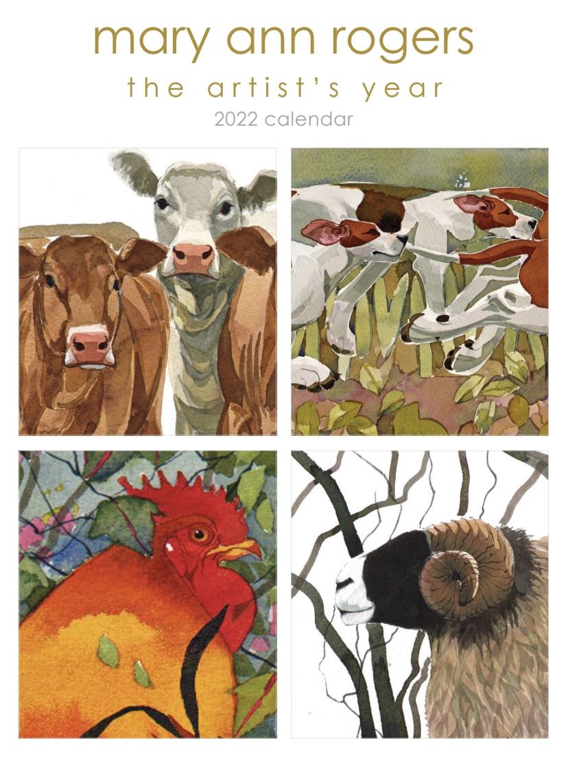 Calendar 2022  Artist's Year NEW! image