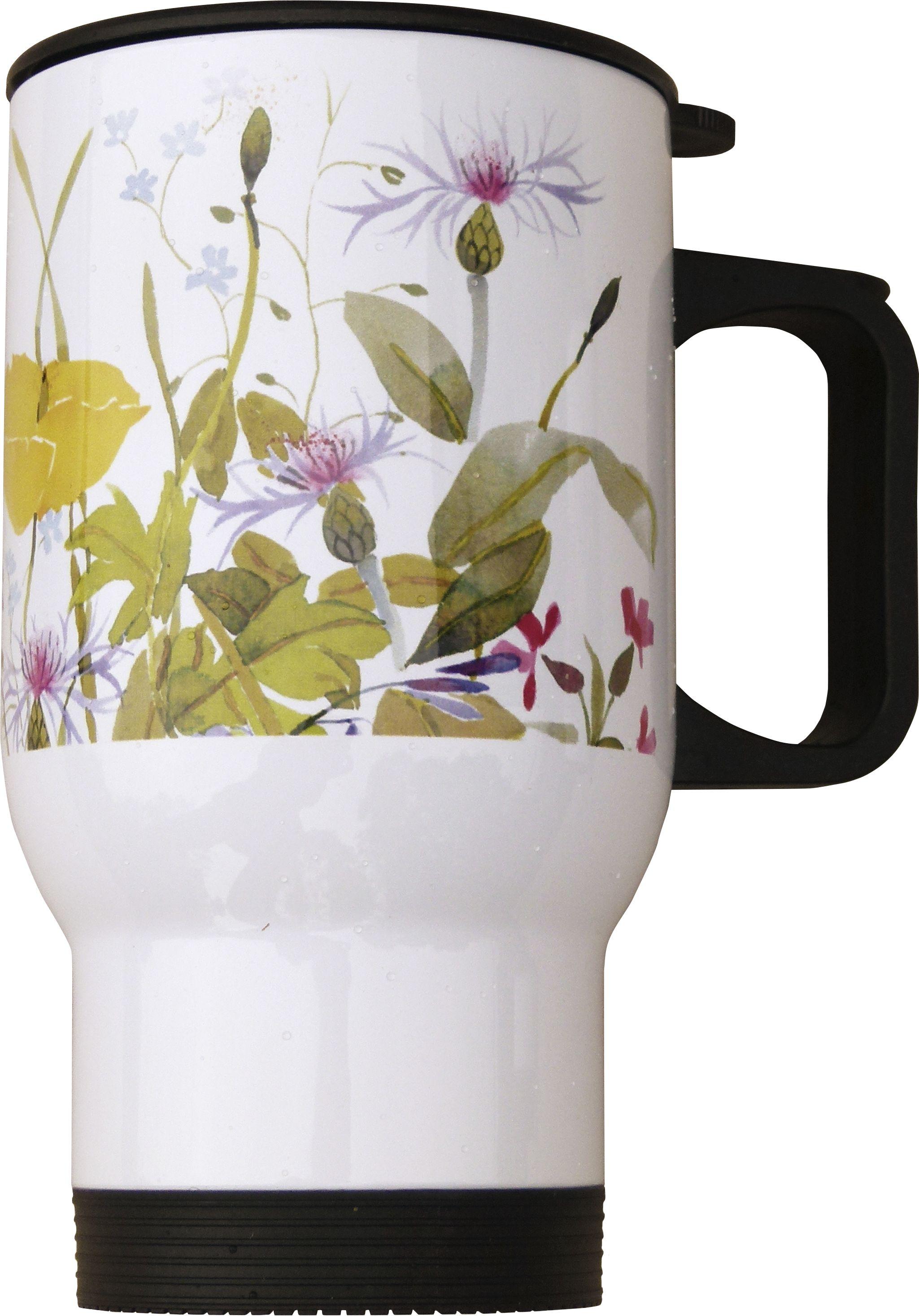 Travel Mug, Spring Flowers image