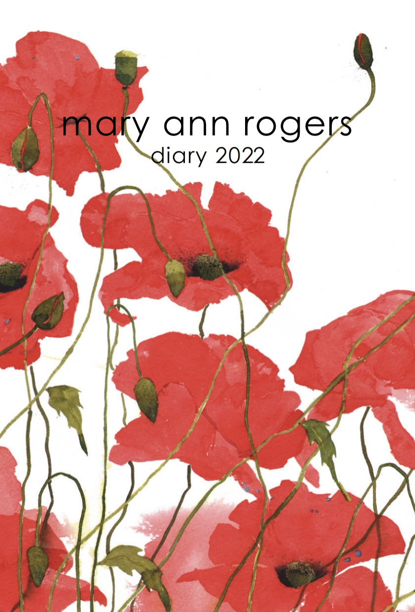 Diary 2022 Flowers NEW! image