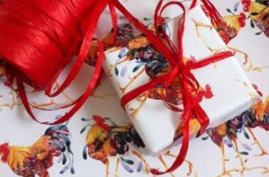 Trade Gift Wrap art