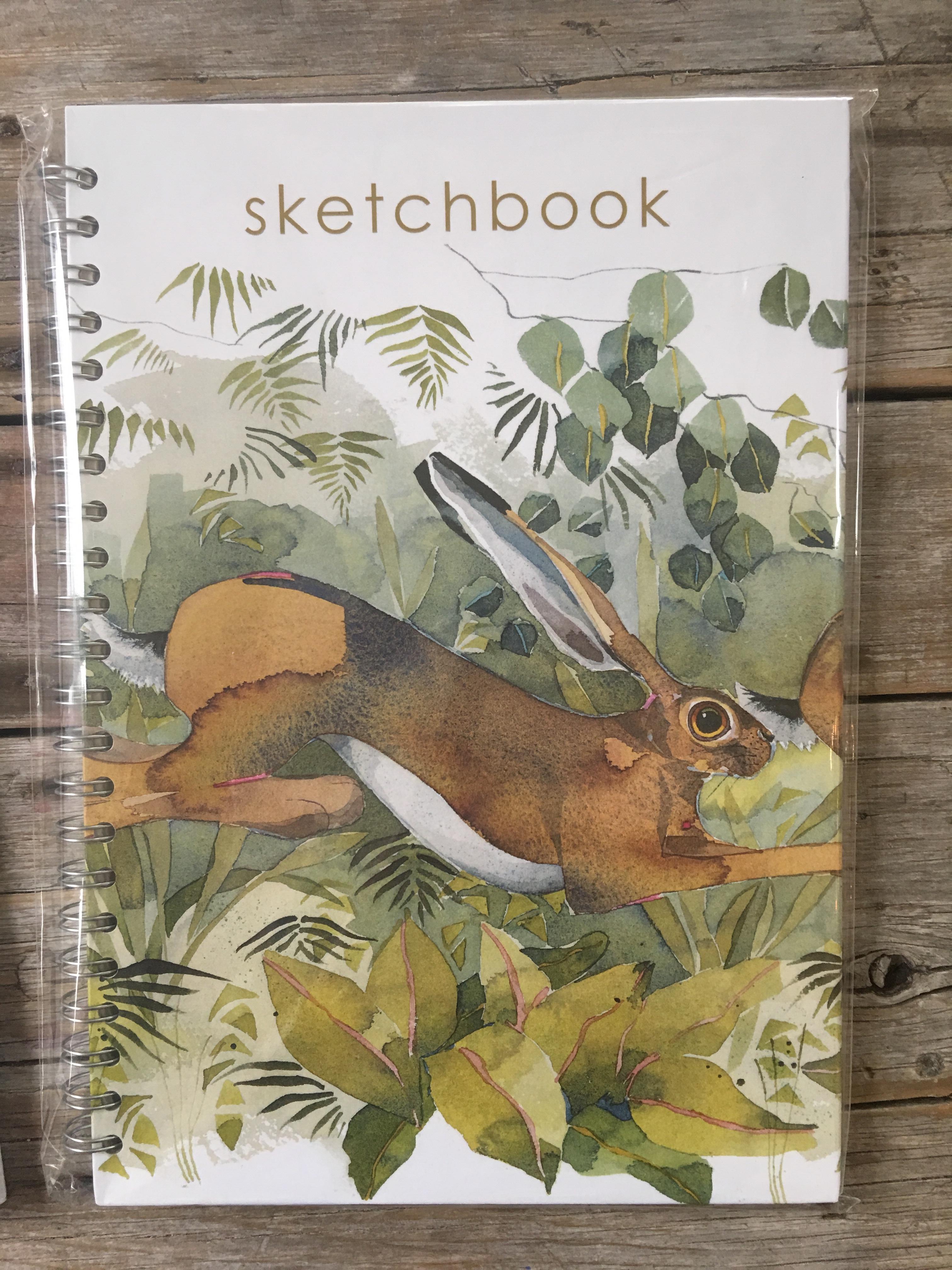 Sketchbook, Hares image