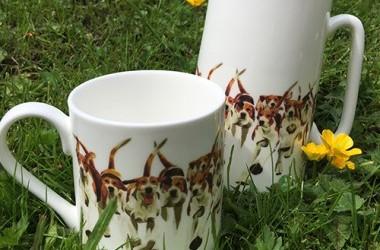 Mugs, Jugs & Teapots art