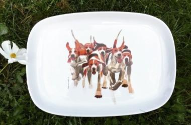 Tableware art