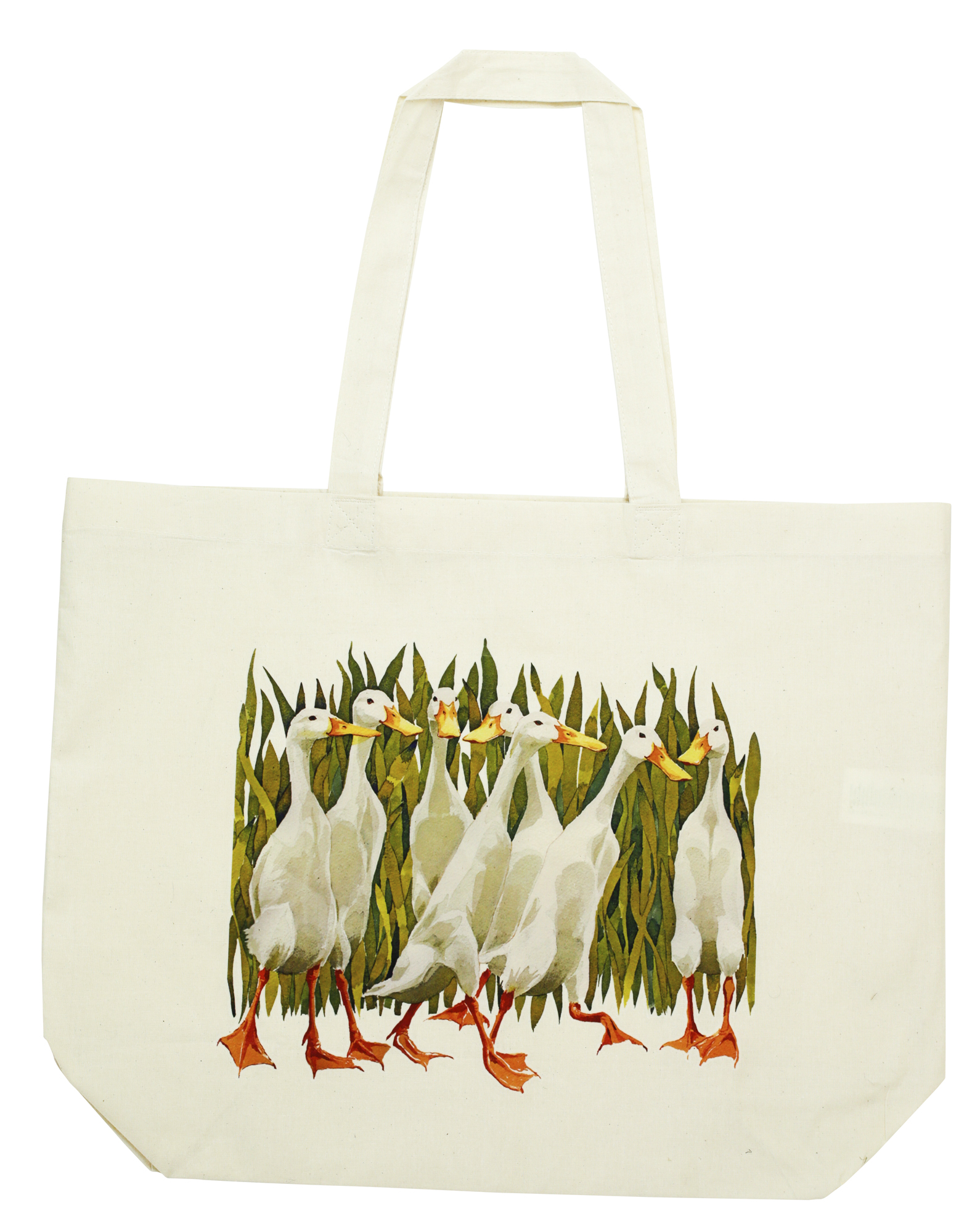 Bag for Life, Indian Runner Ducks image