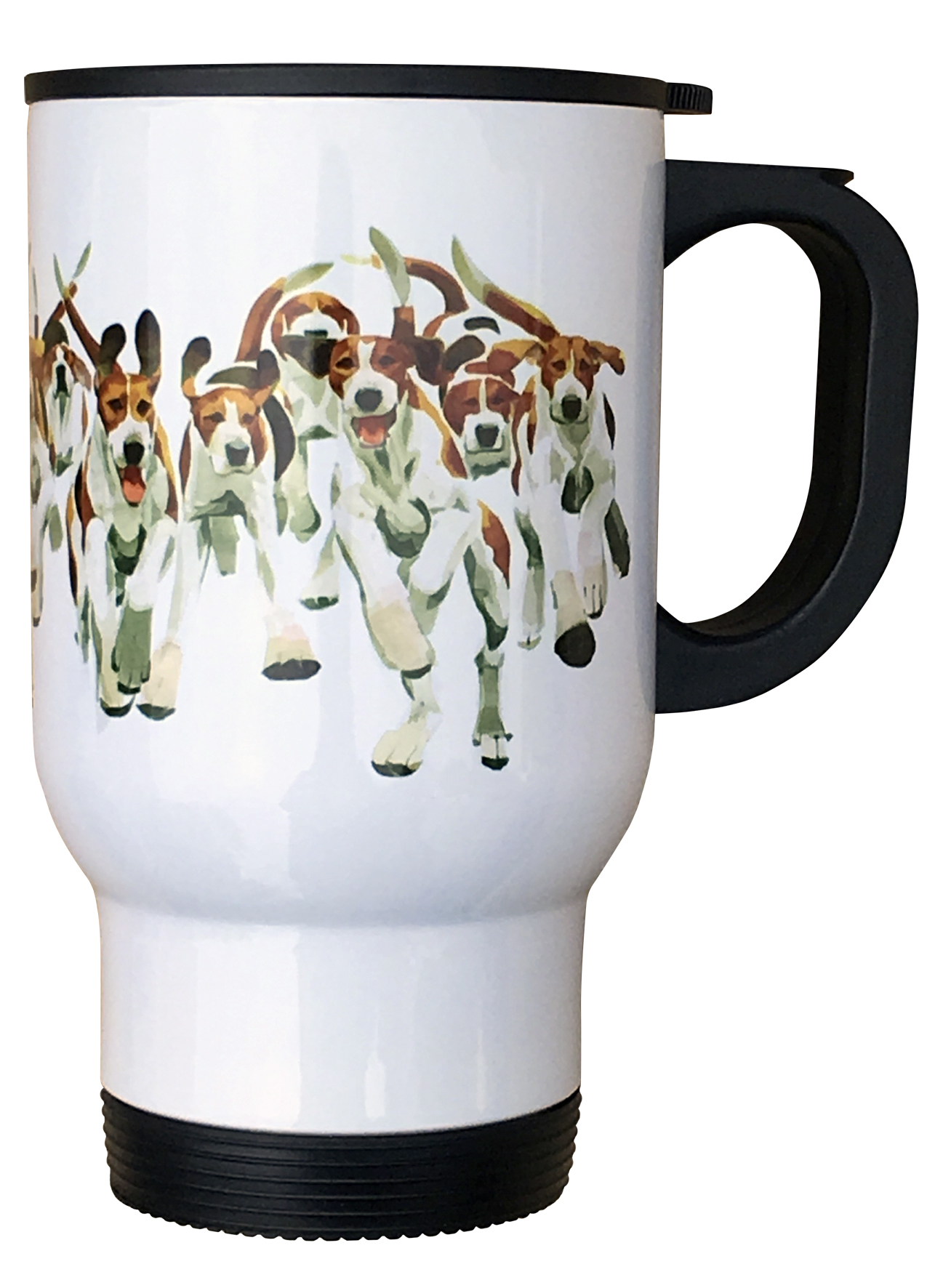Travel Mug-Hounds image