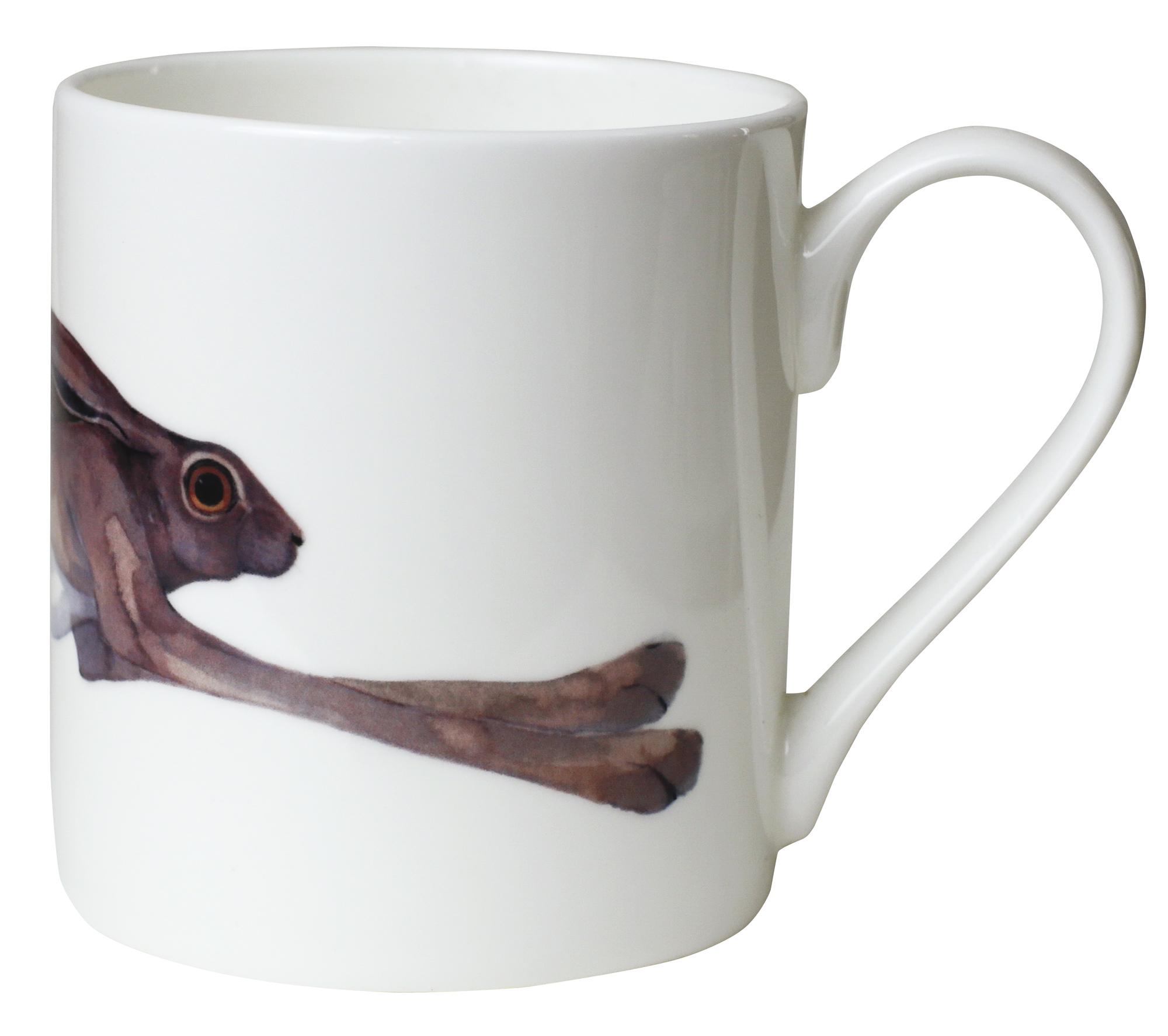 Mug, Hare image