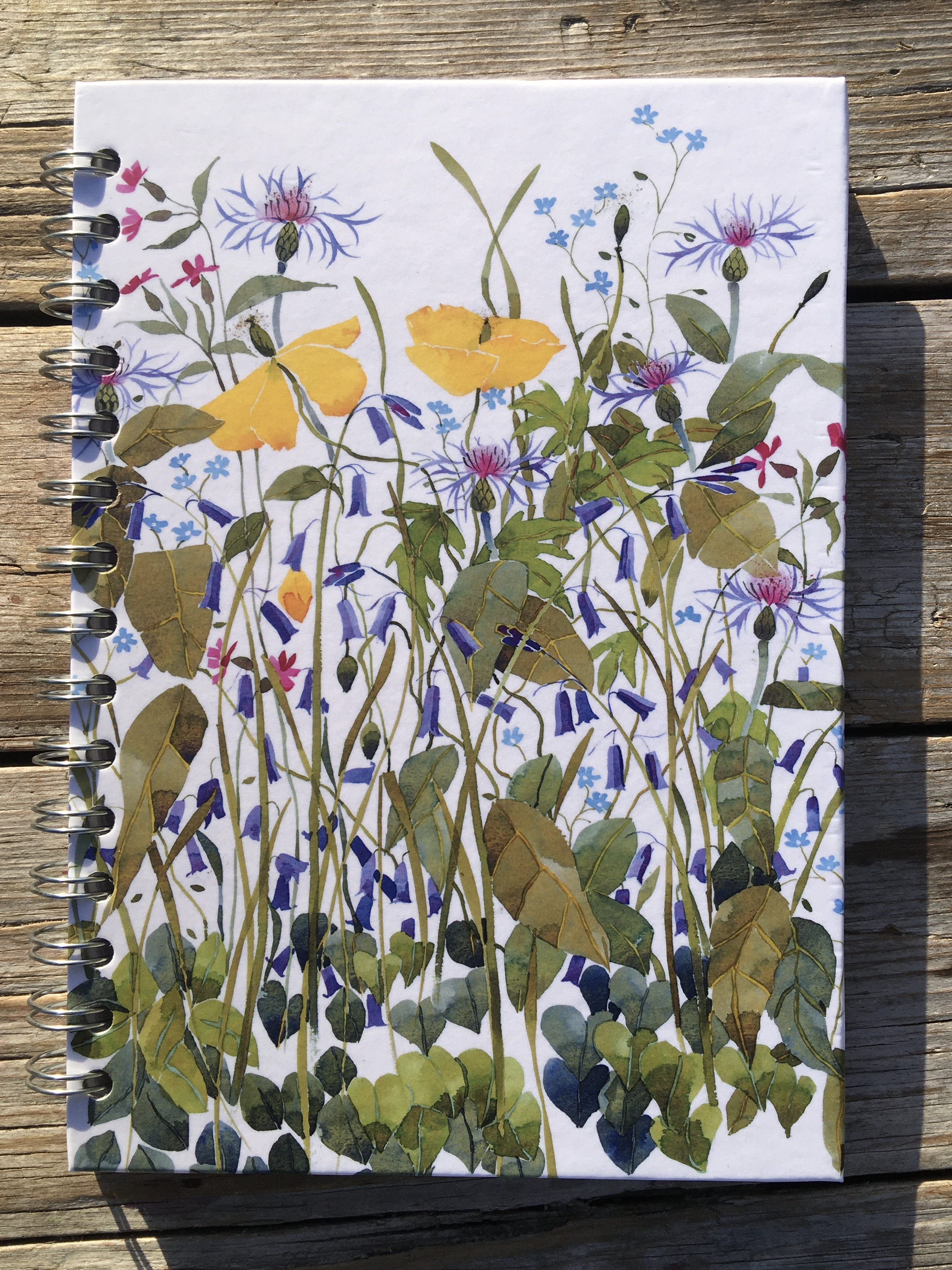 Journal, Spring Flowers New! image